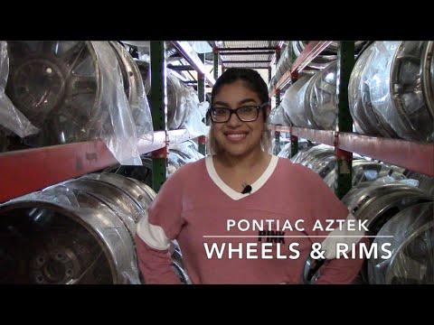 Factory Original Pontiac Aztek Wheels & Pontiac Aztek Rims – OriginalWheels.com