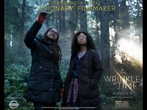 A Wrinkle in Time (Featurette 'Contest: Searching for the Next Visionary Filmmaker')