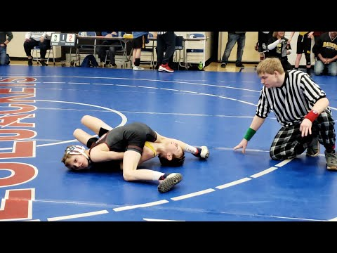 Youth Wrestling Tournament - 2/23/20