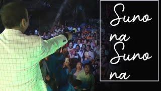 सुनो ना सुनो ना | Abhijeet | Fun with Audience