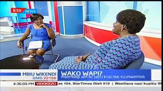 Wako Wapi: Tunaangazia Elizabeth Nyambura