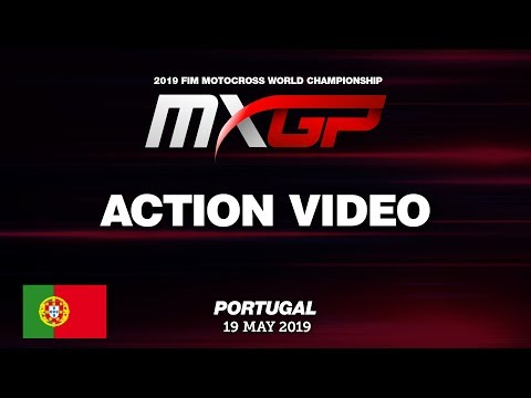 Tim Gajser passes Antonio Cairoli - MXGP Race 1 - MXGP of Portugal 2019