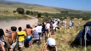 preview picture of video 'Dakar 2013 - Autos - Etapa 10 - La Falda - Cordoba - Argentina'
