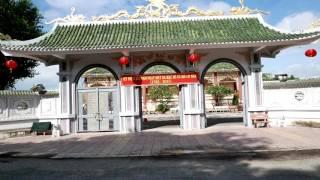 Đền thờ & Mộ Mạc Mi Cô (Bà Cô Năm) 4K panasonic LX100 - hangocan Hà Ngọc Ẩn anhangoc