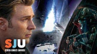 Let's Talk About That Avengers: Endgame Trailer - SJU