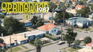 Gambar cover Cities Skylines: Springwood Retro Houses & ANNOUNCEMENTS - EP35 -