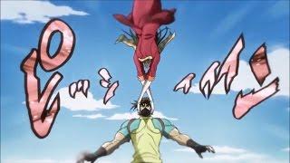 All JoJo's bizarre adventure poses from part1-2(TV anime)