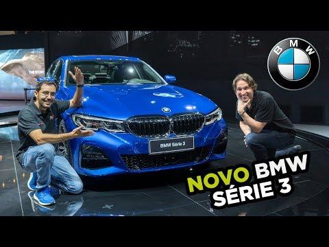 👌Surpresa da BMW! Vem conhecer o NOVÍSSIMO BMW SÉRIE 3 2019 (que virá para o Brasil)