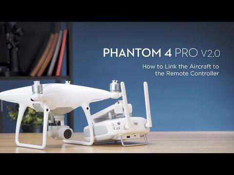 Phantom 4 Pro V2 0 Tutorial Videos - Setup & Calibration