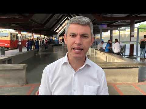 Nova linha fará a ligação entre Piraquara e São José dos Pinhais.