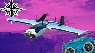 ZOHD Dart 250G mit DJI Digital FPV - Airunit im Mini Wing