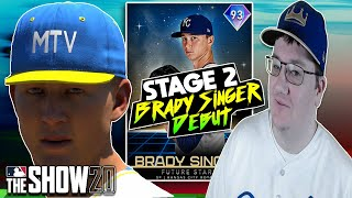 Brady Singer Debut! Stage 2 Future Stars Cards | MLB The Show 20 Diamond Dynasty