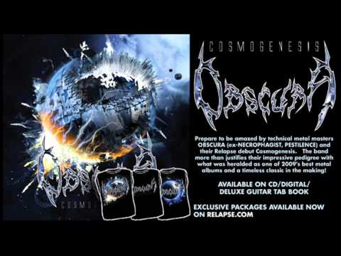 Obscura - Anticosmic Overload (2009) Mp3
