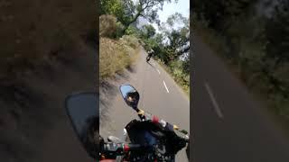preview picture of video 'Araku Bora cavas road view'