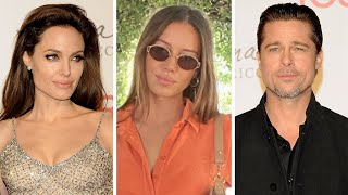 Brad Pitt's Rumored Girlfriend Nicole Poturalski SHUTS DOWN Claim She Hates Angelina Jolie