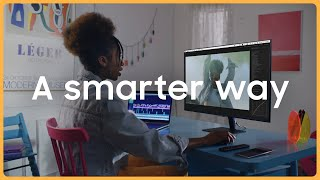 Smart Monitor: Your all-in-one partner got better! | Samsung thumbnail