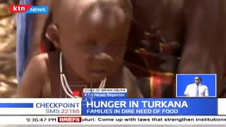 Turkana families in dire need of food
