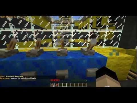 Путешествие на сервере Minecraft (1 серия)