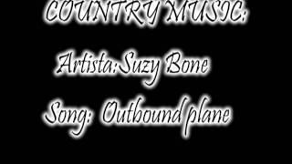 Suzy Bone - Outbound plane