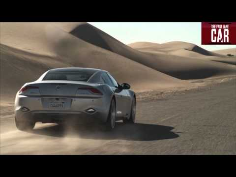 2012 Fisker Karma Plug-in Hybrid Inside and Out