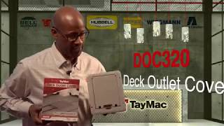 video: TAYMAC: Deck Outlet Cover
