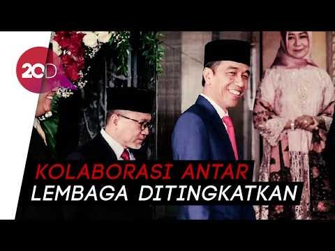 Jokowi  Untuk Menjadi Kuat, Ego Lembaga Harus Diruntuhkan!