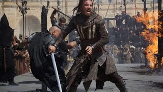 Assassins Creed Movie Trailer OFFICIAL TRAILER Music Fixed
