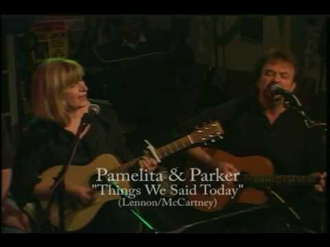 Pamelita & Parker LIVE at Kulak's Woodshed