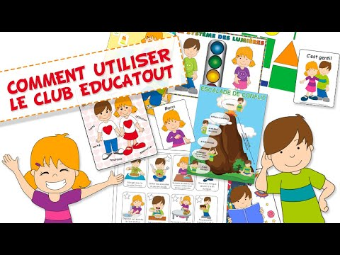 Comment utiliser le Club educatout?