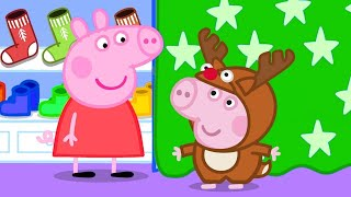 Peppa Pig en Español 🎄 La primera Navidad de Peppa 🎄 Episodios completos | Pepa la cerdita