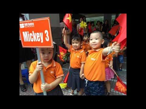 Video Kỷ niệm lớp Mickey 3 - BGS - Năm học 2016 - 2017