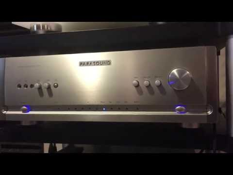 Parasound Halo 2.1 Channel Integrated Amplifier Review