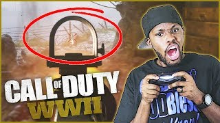 DID I JUST GET PLAY OF THE GAME?? - Call of Duty World War 2 Beta Gameplay