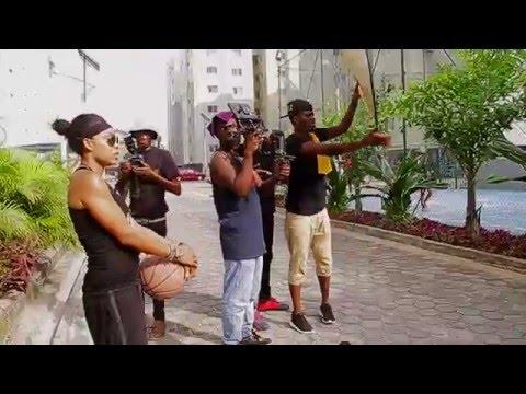 Jenifa's Diary MUSIC VIDEO (Behind the scenes)