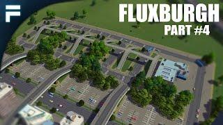 "Cities Skylines - Fluxburgh [PART 4] ""Transit Station"""