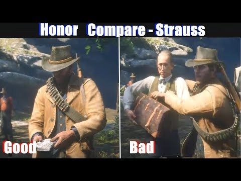 RDR2 Good Arthur vs Bad Arthur Strauss Gets Kicked Out - Red Dead Redemption 2 PS4 Pro