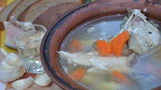 Zupa rybna Ucha
