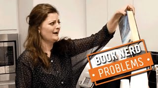 Book Nerd Problems | Getting A Book Wet