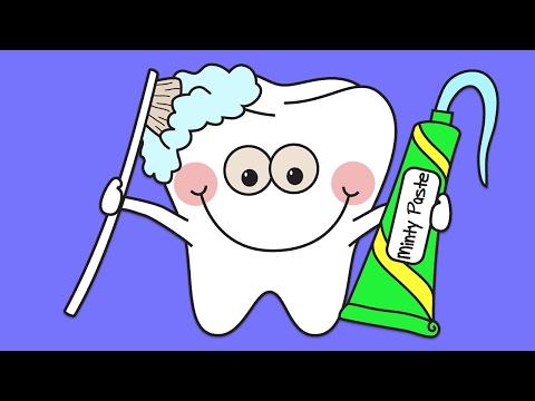 Dental Hygiene   Teaching Dental Care to Kids