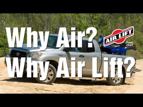 RideControl Air Spring Suspension | Air Lift Company