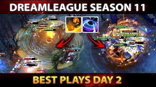 BEST PLAYS - GROUPSTAGE - Day 2 - STOCKHOLM MAJOR - DreamLeague Dota 2
