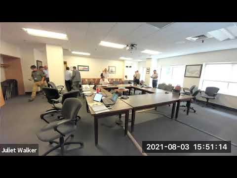 08/03/21 Site Review Technical Advisory Committee