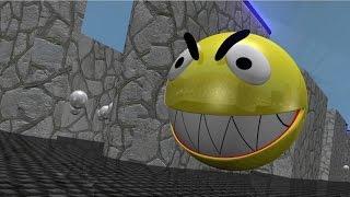 Pacman 3D