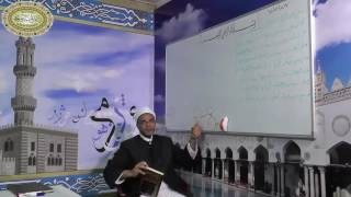 شرح ألفية ابن مالك - الدرس الثاني والعشرون - ((كان وأخواتها)) 022