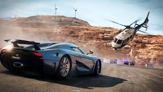 Need For Speed Payback Gameplay Trailer - Music
