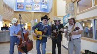 Paul Harris and The Cleverlys - Gangnam Style (Bluegrass Cover) Video