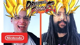 Dragon Ball FighterZ Combo Challenge with Nakkiel & HellPockets - Nintendo Switch
