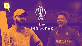 ICC World Cup 2019 Live | India Vs Pakistan | Virat Kohli Vs Mohammad Amir