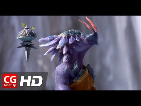 "CGI 3D Animated Short HD: ""Strange Alloy"" by Loic Bramoulle"