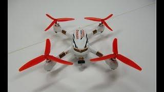 えのさんのHubsan X4 H502E3翔プロペラ室内テスト編